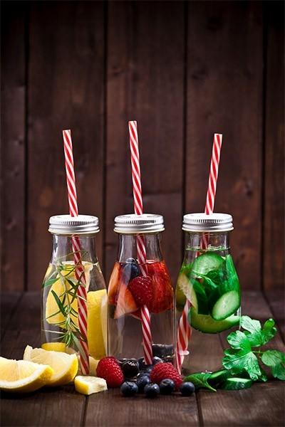 wasser aromatisieren rezepte