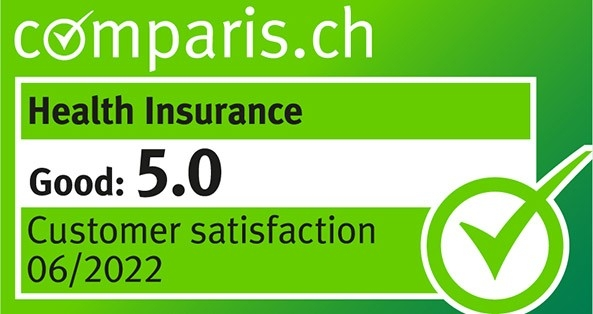 Comparis excellent ratings from its satisfied customers for CONCORDIA
