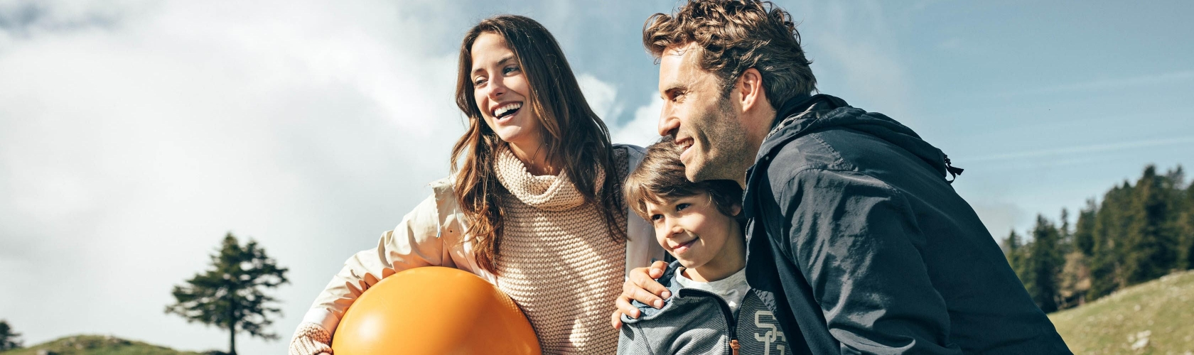 The family insurance by CONCORDIA offers more for families.