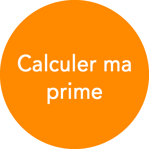 Ballon orange, calculer ma prime